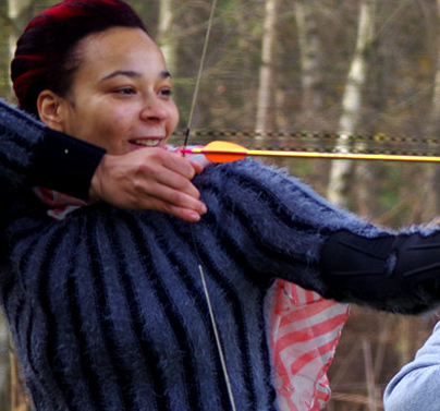 Archery for beginners Sussex