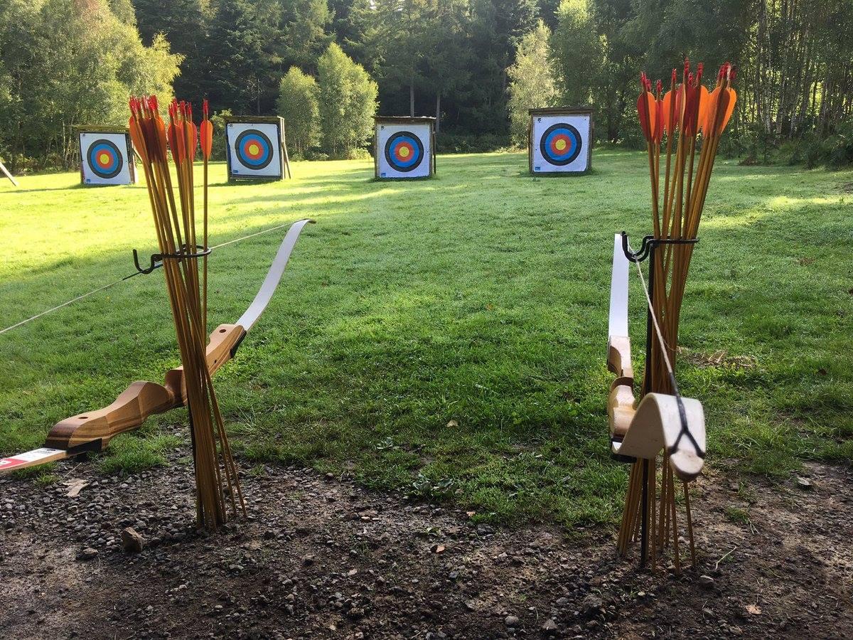 archery range picture